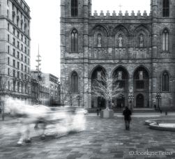 Le fantôme de Notre-Dame