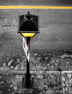 Les hauts et les bas d'un lampadaire