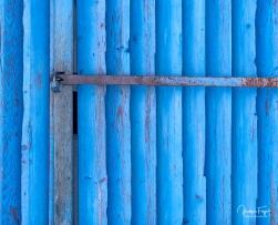 Le cadenas bleu